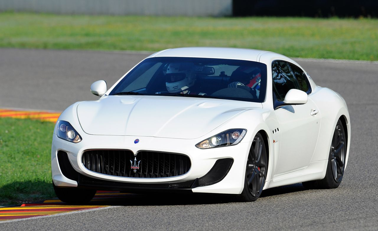 Lovely 2012 Maserati GranTurismo MC
