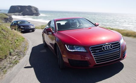 2014 Audi A6 / A7 TDI First Drive | Review | Car and Driver Audi V Powercurve on