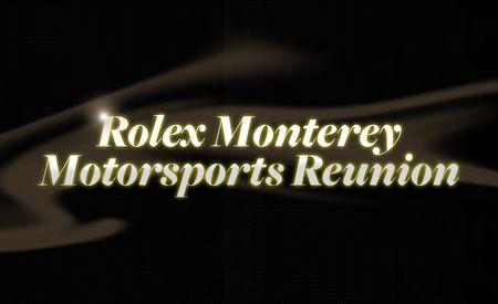2011 Rolex Monterey Motorsports Reunion