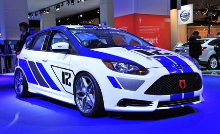 2012 Ford Focus ST-R