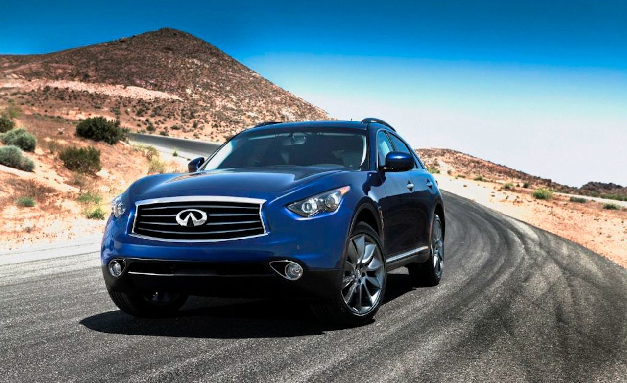 Infiniti Fx Reviews Car Driver