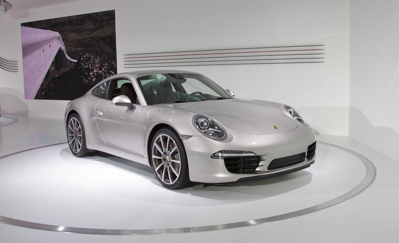 2012 porsche 911 carrera and carrera s photos and info news car and driver