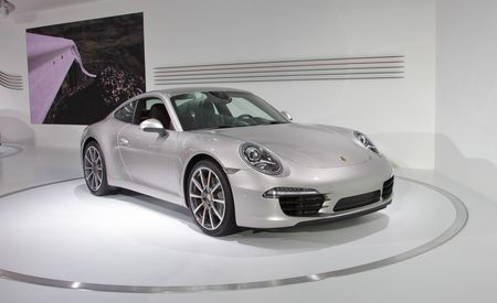 2012 Porsche 911 Carrera and Carrera S Official Photos and Info