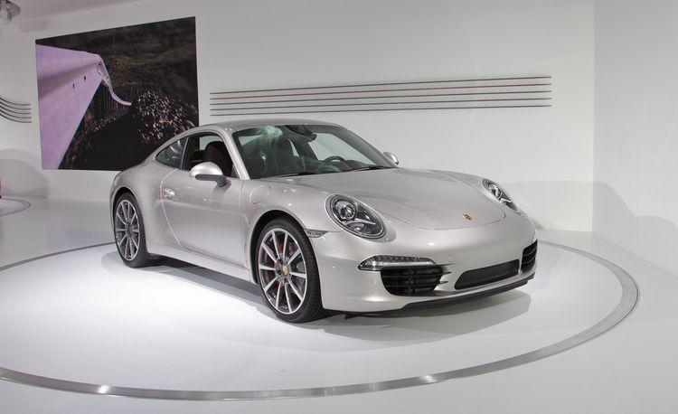 2012 Porsche 911 Carrera and Carrera S Official Photos and Info