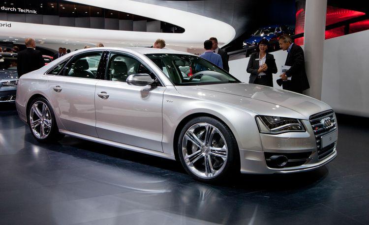 2013 Audi S8 4.0T