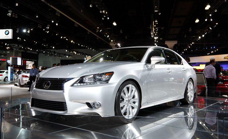 2013 Lexus GS350 Official Photos and Info