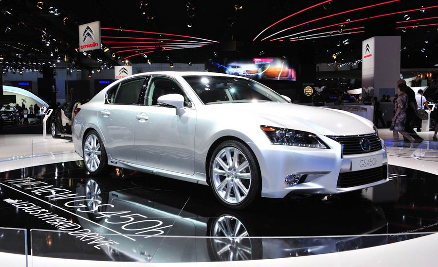 2013 Lexus GS450h Hybrid