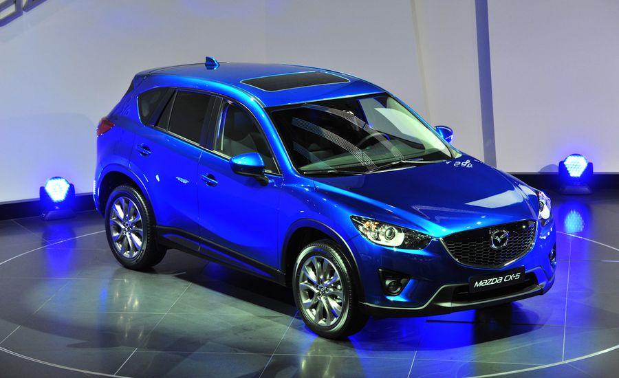 2013 Mazda CX-5 Official Photos and Info
