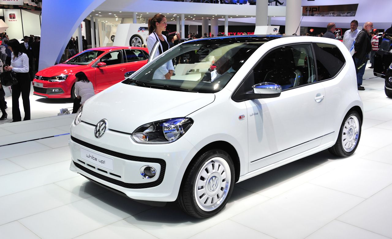 2013 Volkswagen Up! Official Photos and Info