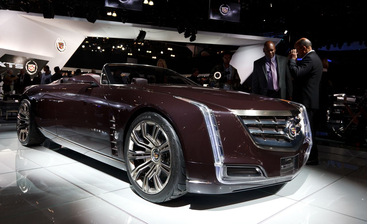 Toyota Build And Price >> Cadillac Ciel Concept – News – Car and Driver