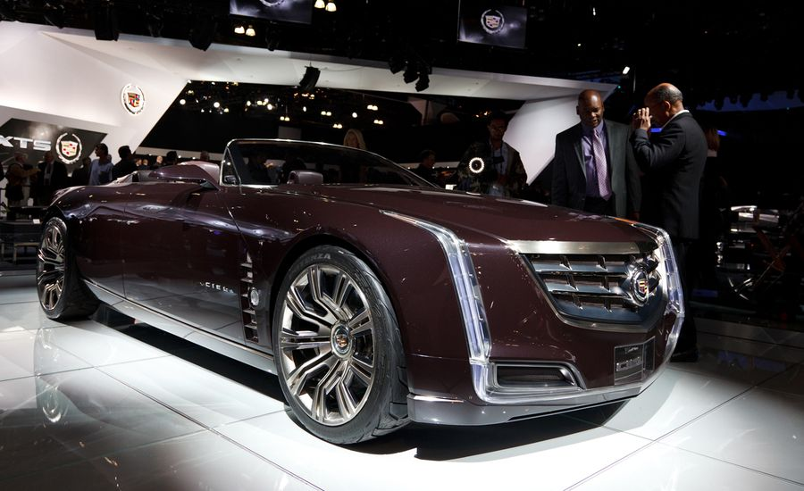 Cadillac Ciel Concept Car For Sale