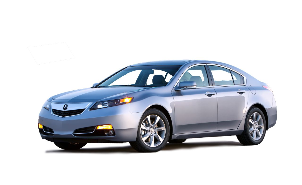New Cars for 2012: Acura Full Lineup Info