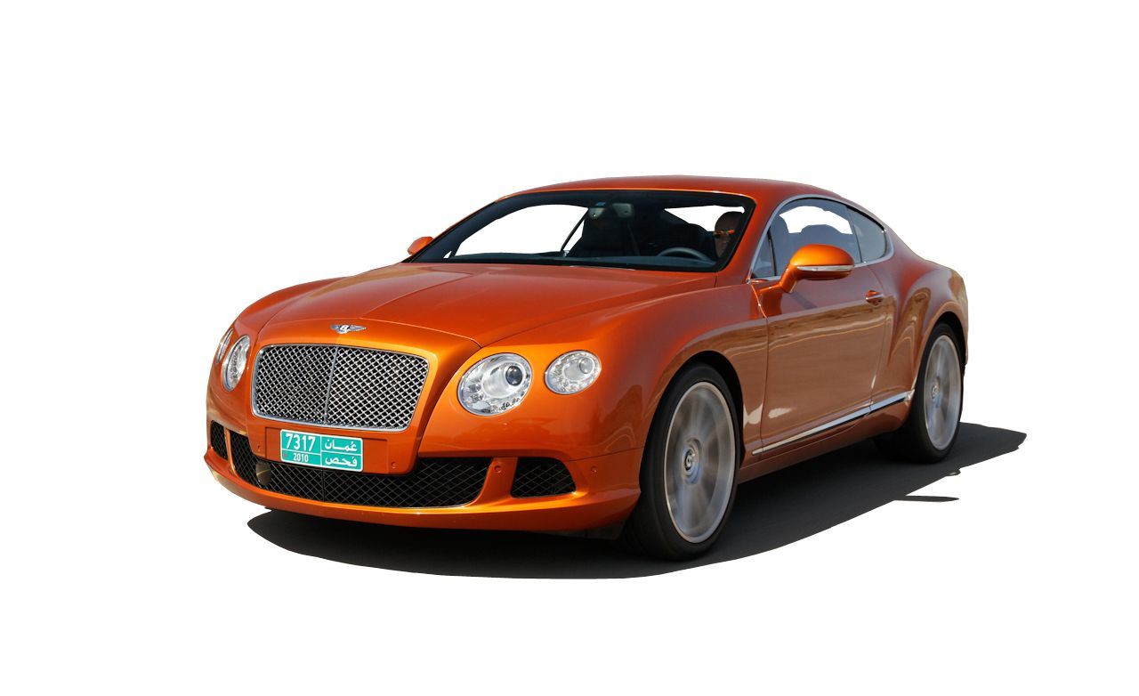 New Cars for 2012: Bentley Full Lineup Info