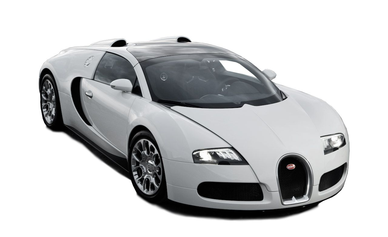 New Cars for 2012: Bugatti Full Lineup Info