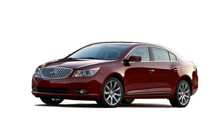 New Cars for 2012: Buick Full Lineup Info