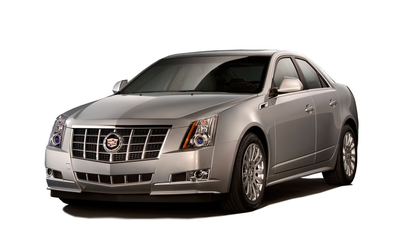 New Cars for 2012: Cadillac Full Lineup Info