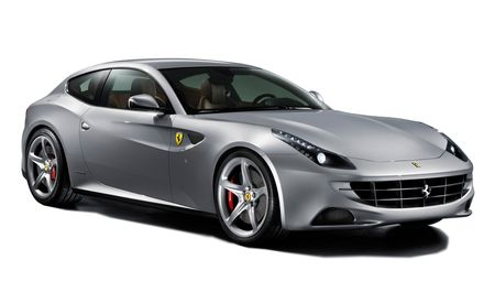 New Cars for 2012: Ferrari Full Lineup Info