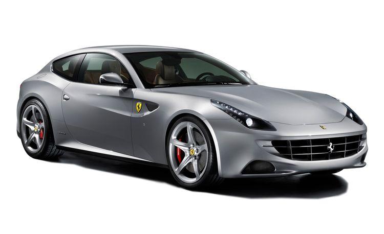 New Cars for 2012: Ferrari Full Lineup Info