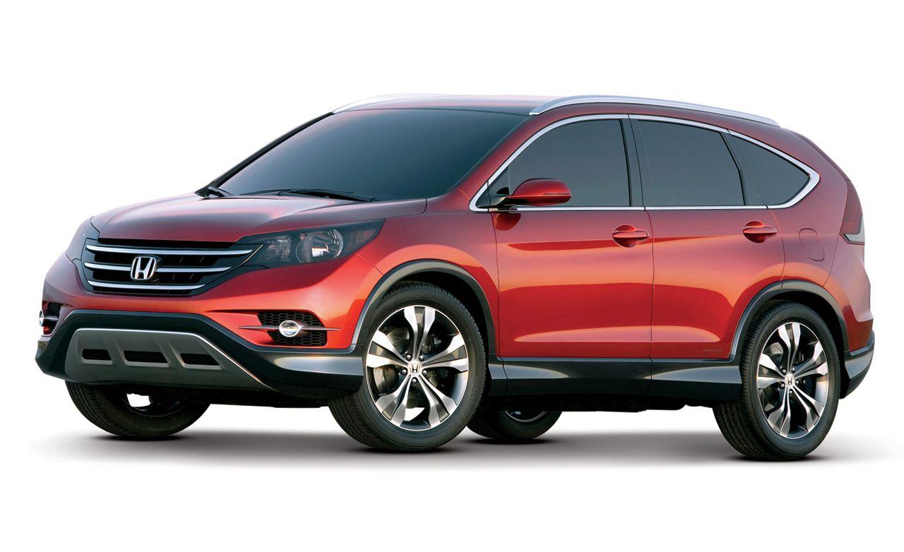 New Cars for 2012: Honda Full Lineup Info