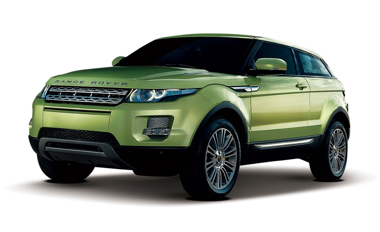 New Cars for 2012: Land Rover Full Lineup Info