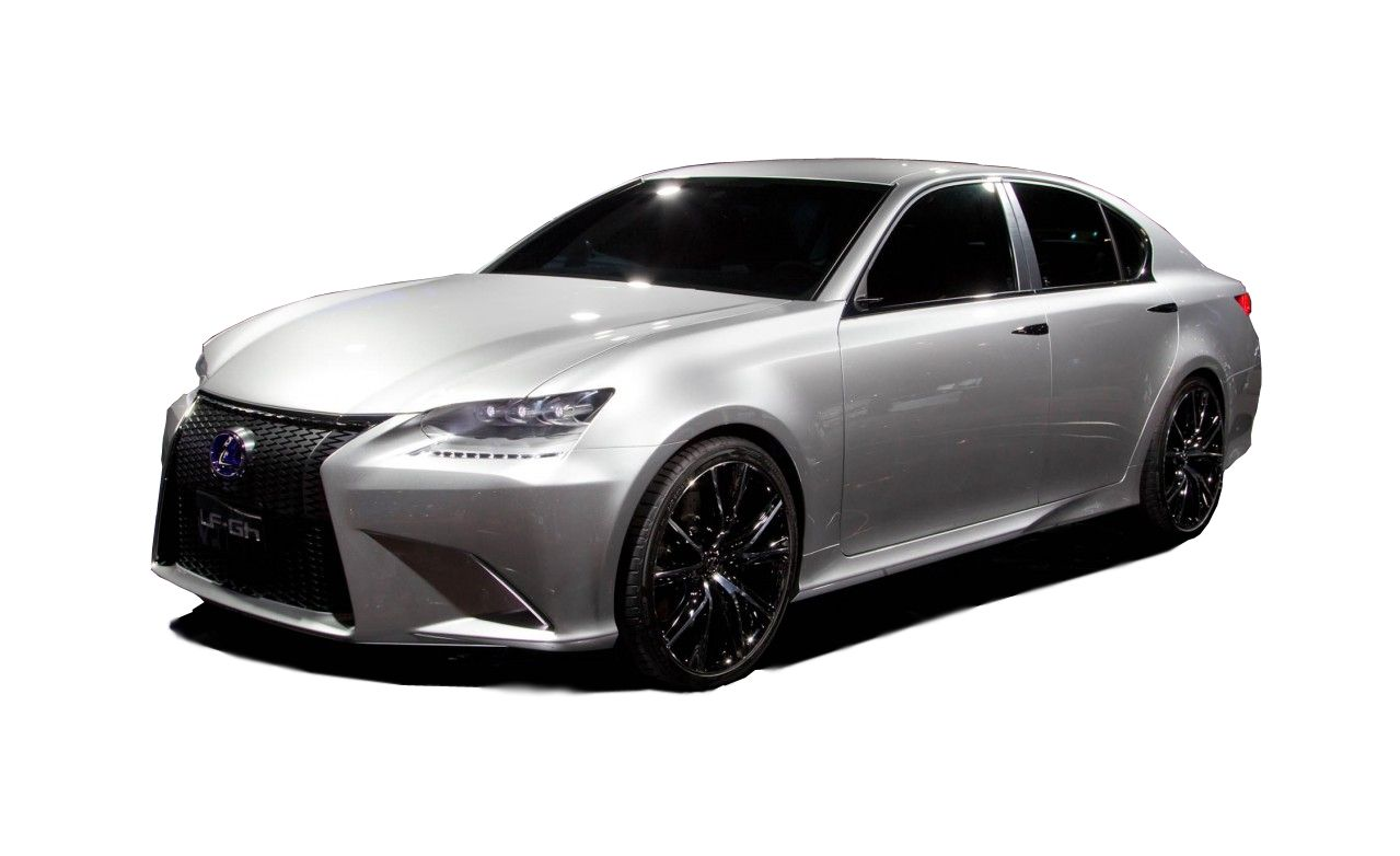 New Cars for 2012: Lexus Full Lineup Info