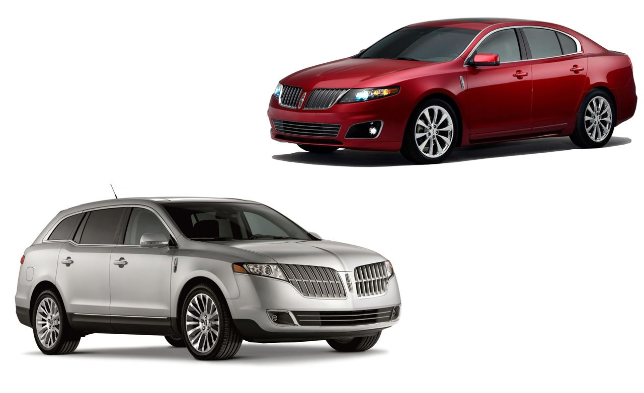 New Cars For 2012 Lincoln Full Lineup Info