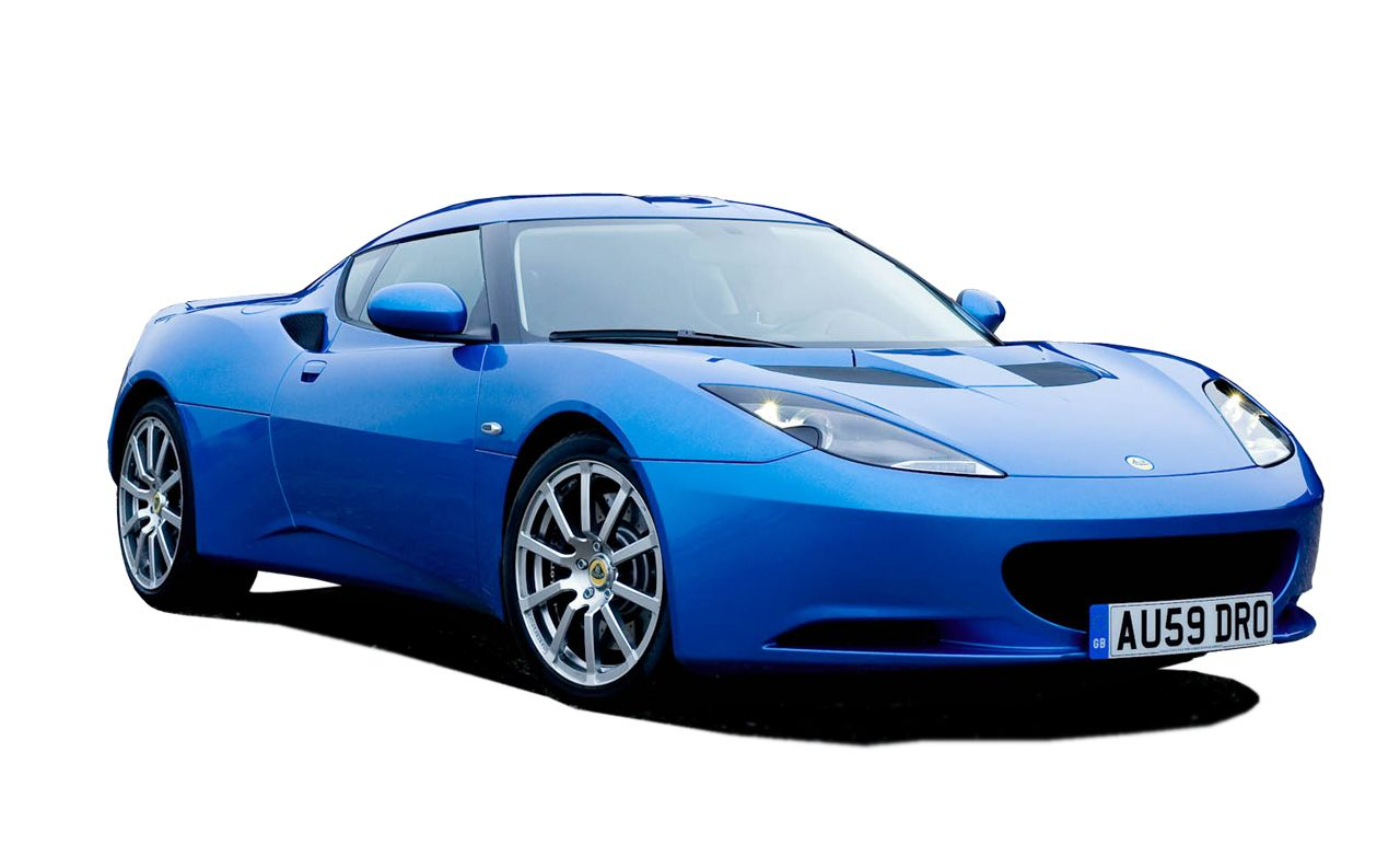 New Cars for 2012: Lotus Full Lineup Info