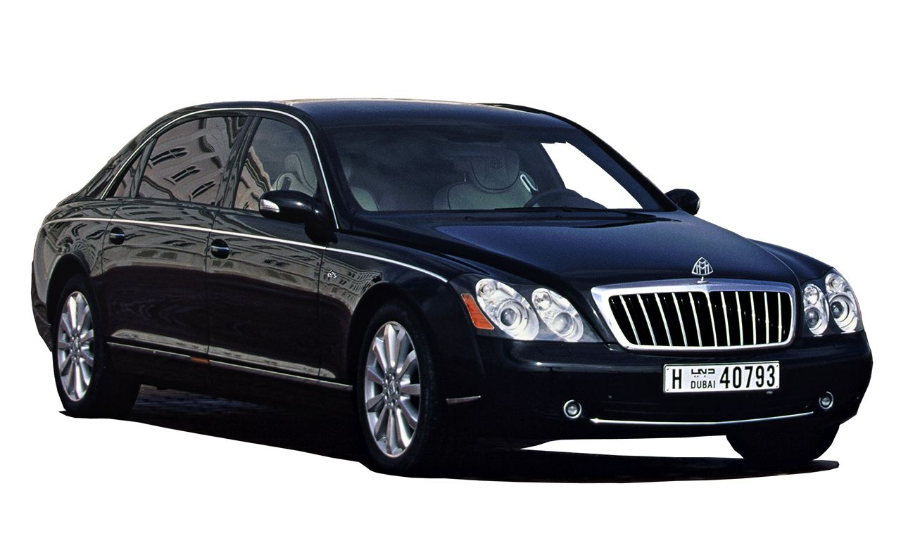 New Cars for 2012: Maybach Full Lineup Info