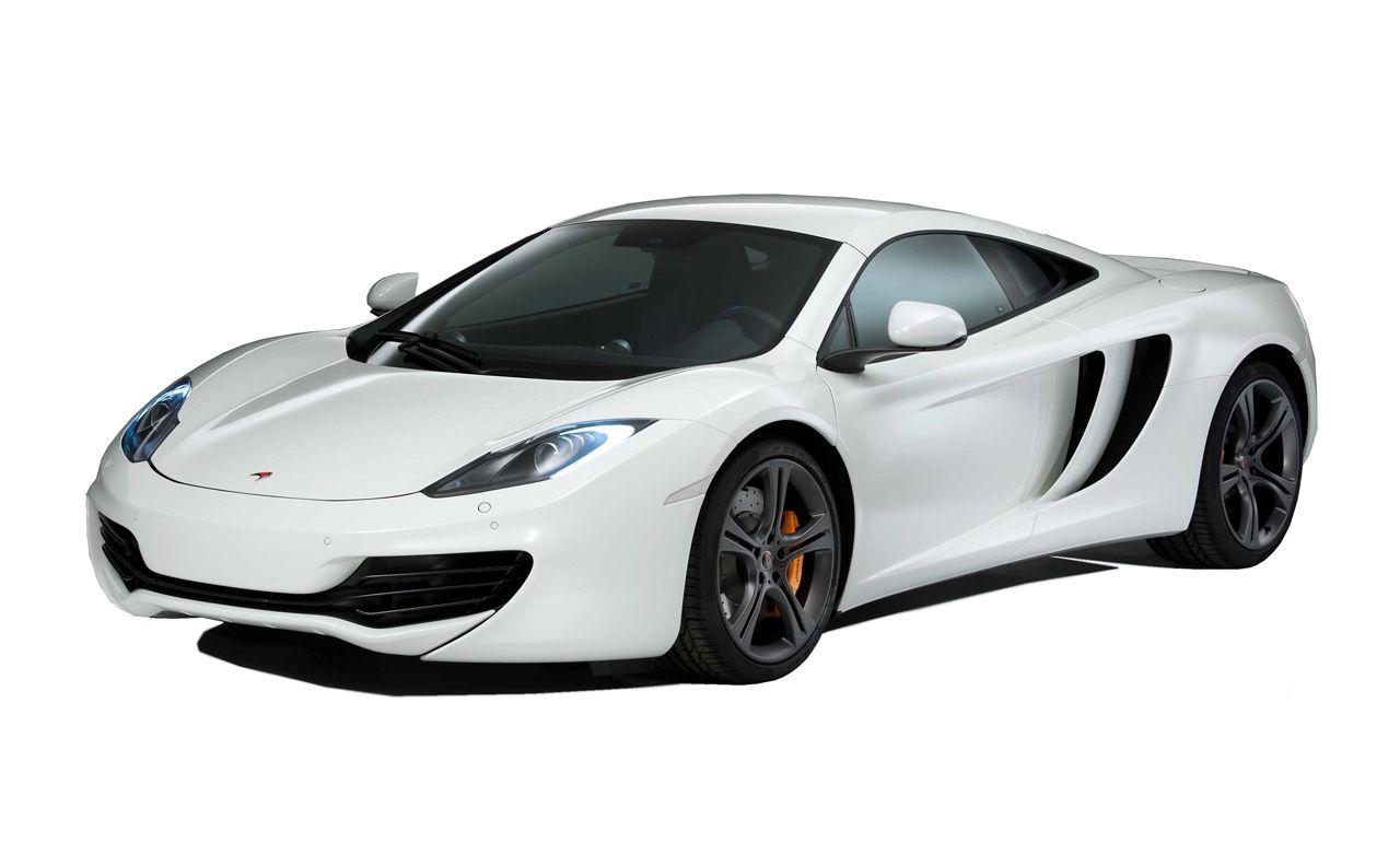 New Cars for 2012: McLaren Full Lineup Info