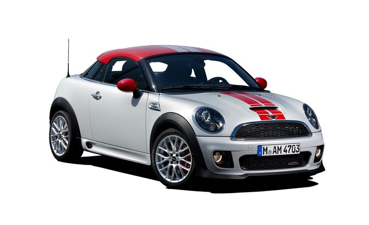 New Cars for 2012: Mini Full Lineup Info