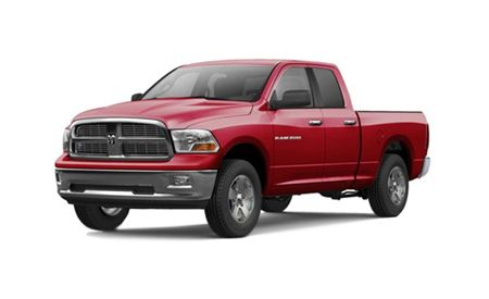 New Cars for 2012: Ram Full Lineup Info