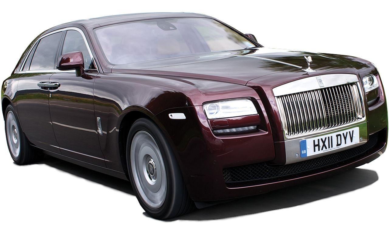 New Cars for 2012: Rolls-Royce Full Lineup Info