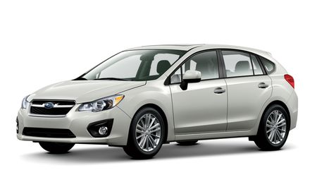 New Cars for 2012: Subaru Full Lineup Info