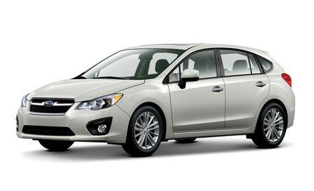 New Cars for 2012: Subaru Full Lineup Info