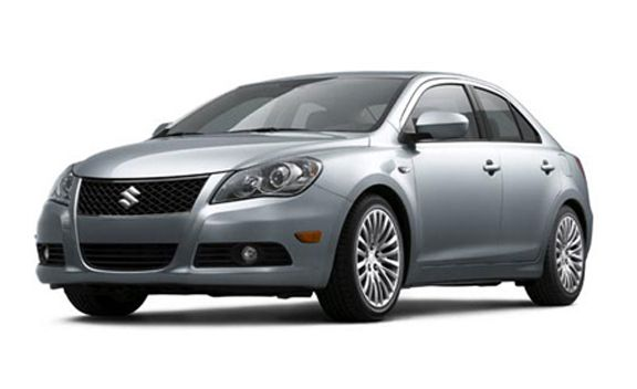 New Cars for 2012: Suzuki Full Lineup Info