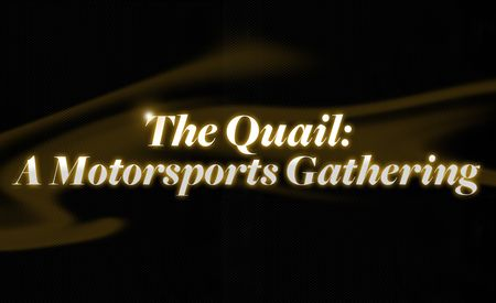 The Quail: A Motorsports Gathering 2011