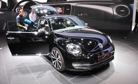 Volkswagen Beetle Fender Concept