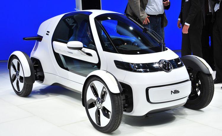 Volkswagen NILS EV Concept