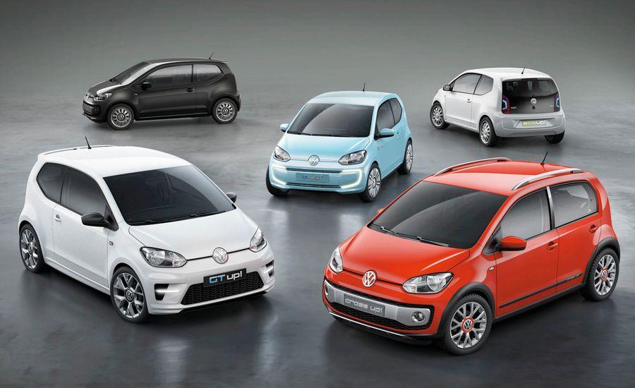 volkswagen up concepts debut in frankfurt news car and driver. Black Bedroom Furniture Sets. Home Design Ideas