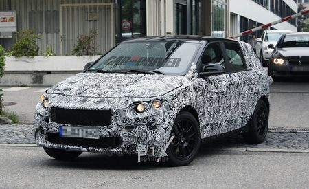 2014 BMW 1-series Gran Turismo Spy Photos