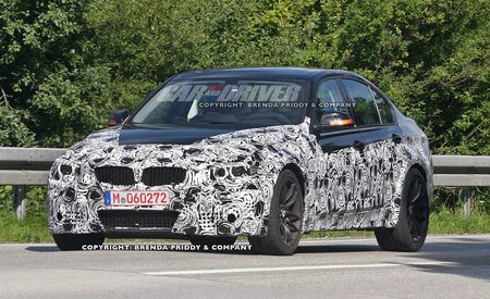 2014 BMW M3 Spy Photos