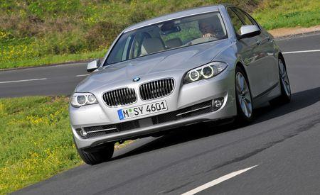 2012 BMW 528i / 528i xDrive Sedan