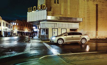 Buick Lacrosse Gl Concept For The 2011 La Auto Show News Car