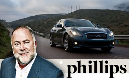 John Phillips: One Man's Blind Ambition While Driving Blind