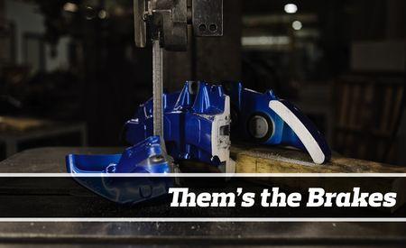 Real-Life Cutaways: ZR1 Brake Caliper