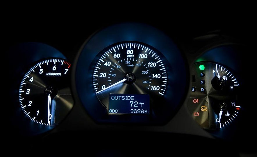 2012 Lexus GS (spy photo) - Slide 34