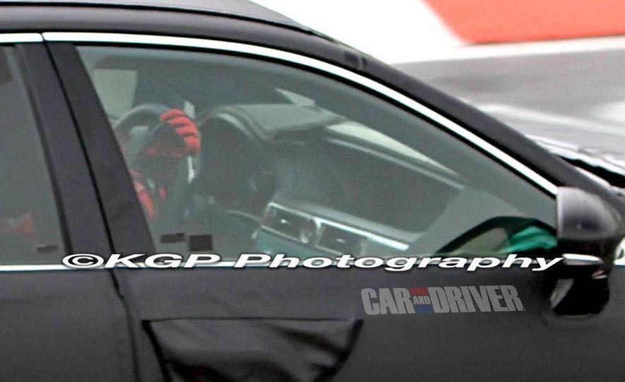 2012 Lexus GS (spy photo) - Slide 11