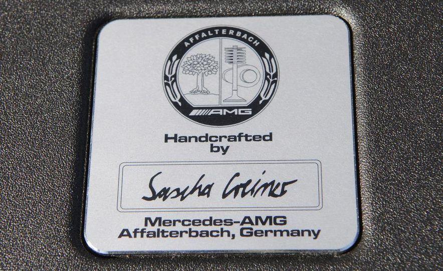 2012 Mercedes-Benz CLS63 AMG - Slide 24
