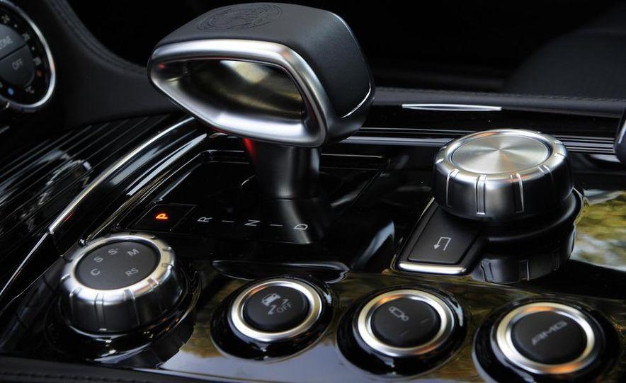 2012 Mercedes-Benz CLS63 AMG - Slide 20