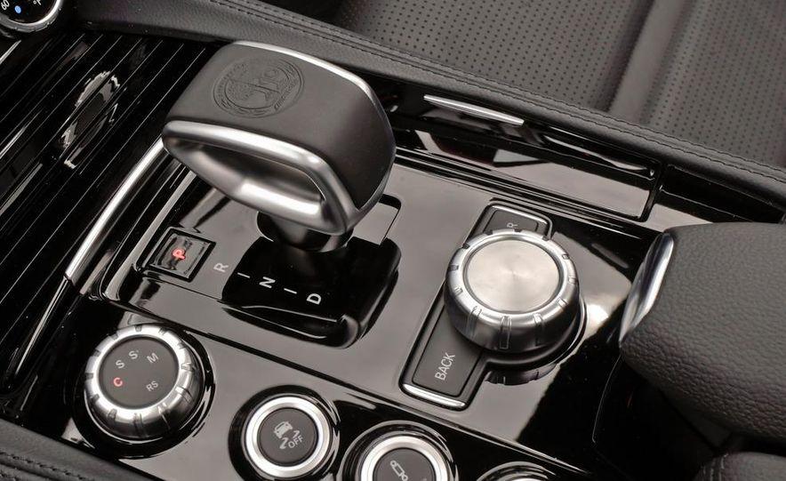 2012 Mercedes-Benz CLS63 AMG - Slide 22